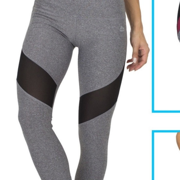 RBX Active Womens Gym Workout Leggings new